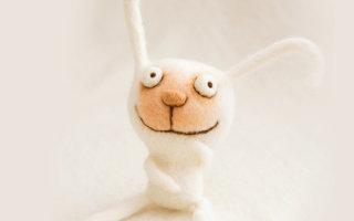 Фото «Забавные игрушки из войлока»