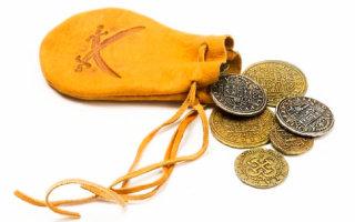 Притча «Крестьянин и пропавший кошелек с деньгами»