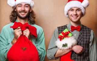 Если Дед Мороз не пришел, жди их в следующем году!