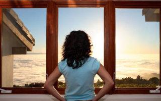 Притча «Взгляд в Окно»