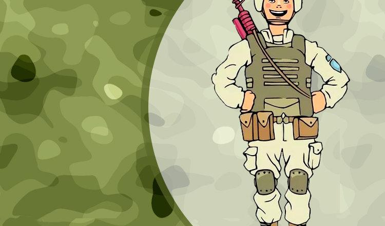 Анекдот из армейской жизни