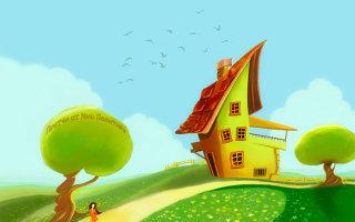 Притча «Дом с золотыми окнами»