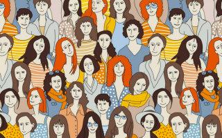 Категории женщин. Один мужской взгляд