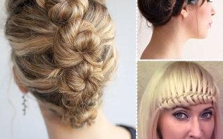 Варианты лучших причесок и укладок на длинные волосы