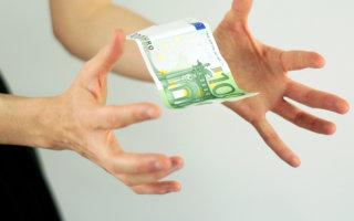 Что делать, если не хватает денег?