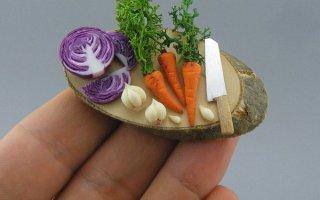 Кулинарный шедевр на кончике пальца! (смотрите фото)