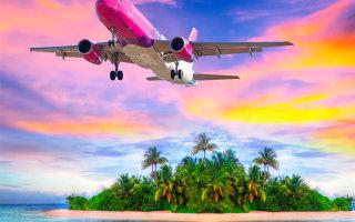Красивые фото парящих самолетов в бескрайнем небе