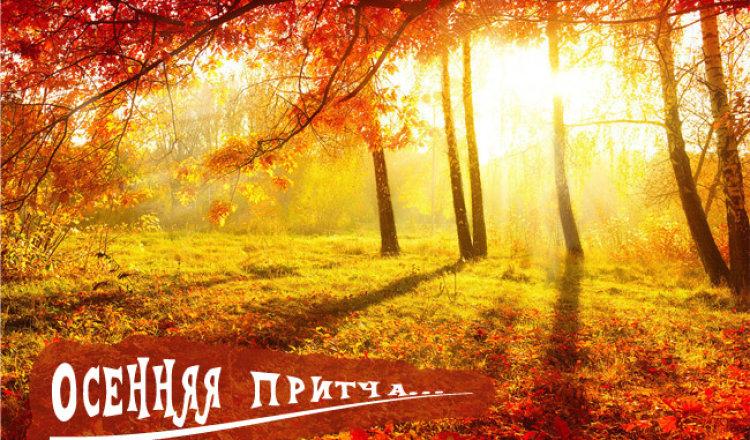 Осенняя притча