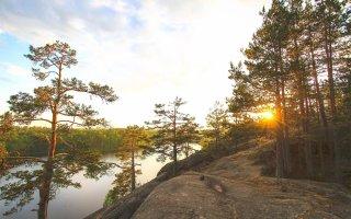 Красоты России, ни капли не уступающие загранице (22 фото)