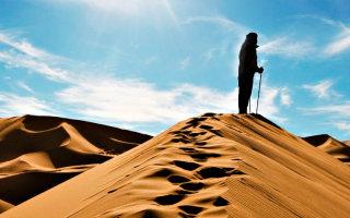Притча «Голод в пустыне»
