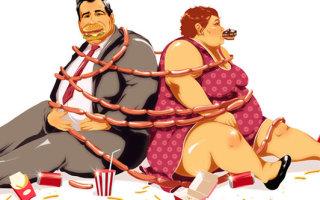 Как легко избавиться от постоянной пищевой зависимости