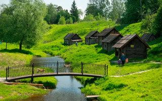 Сказочные поселения: реально существующие населённые пункты со всего мира
