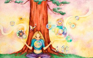 К счастью и гармонии через медитацию