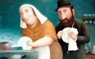 2 еврейских анекдота: «Вещий сон» и «Вор»