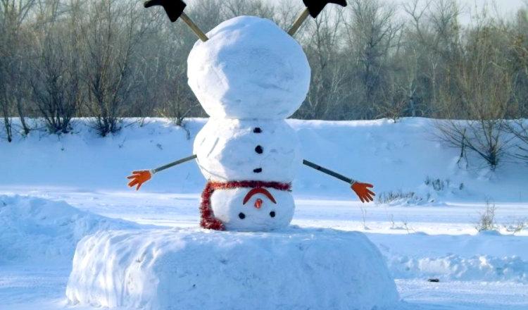 Завораживающая красота первого снега в великолепных картинках
