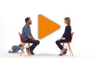 Видео «Как влюбиться и ощутить счастье за 4 минуты или даже меньше»