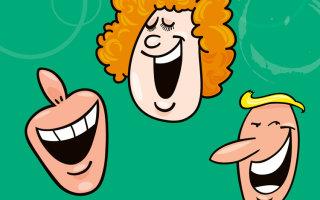 10 шуток. Семейный юмор