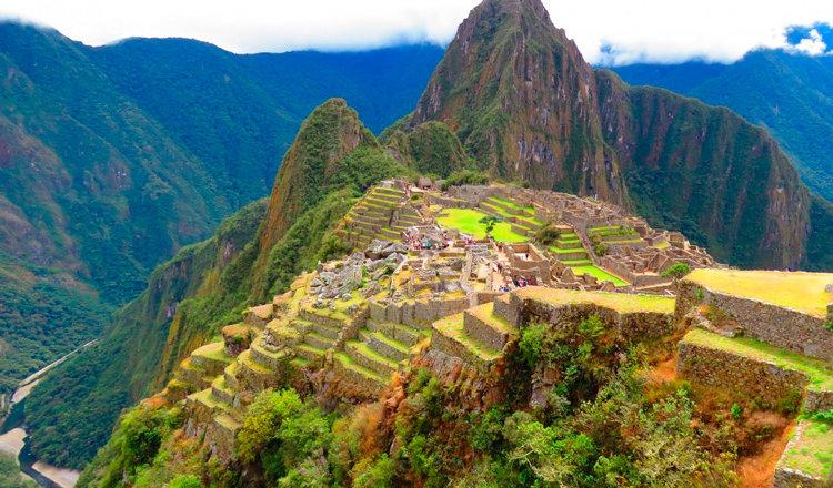 Интересные факты древней Америки: Мачу-Пикчу