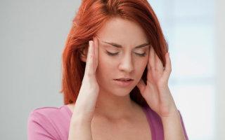 Простой способ избавиться от головной боли без таблеток