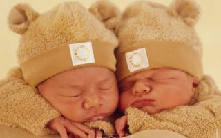 Притча «Два младенца»