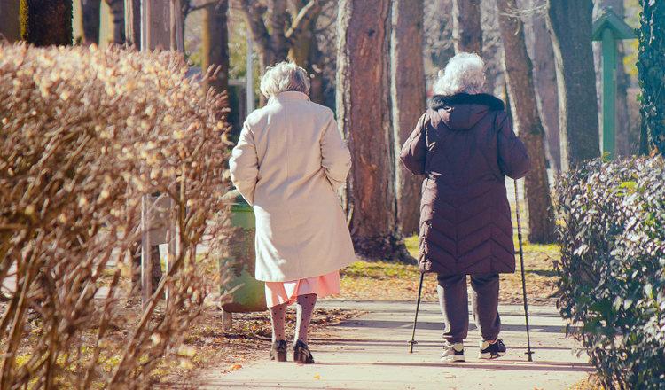 «Дорогие мои старики» — истории из жизни двух женщин, вызывающие восхищение