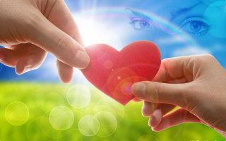 Притча «Твоя рука, твои глаза и твоё сердце»