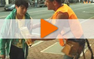 Видео «Бумеранг добрых дел»