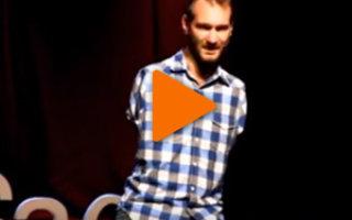 Видео «Ник Вуйчич — Жизнь с Богом!»