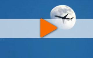 Видео «Случай на одном рейсе»