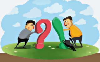 12 кротких шуток в стиле «Какой вопрос — такой ответ»