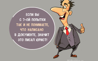 9 анекдотов и приколов про юристов и адвокатов