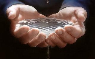 Притча «Чем наполнена душа»