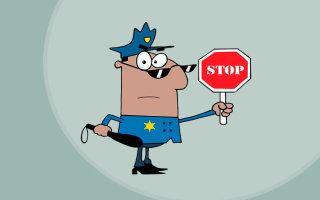 3 анекдота про полицейских