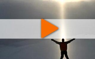 Видео «Распахну свое сердце настежь…»