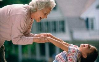«О бабушке»