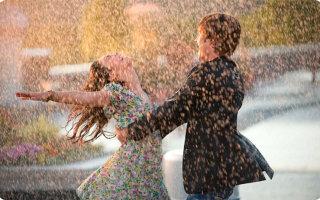 Стихи: «А вы давно гуляли под дождем?»