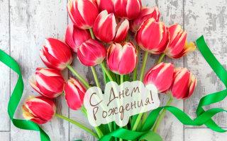 Великолепные картинки с цветами на день рождения