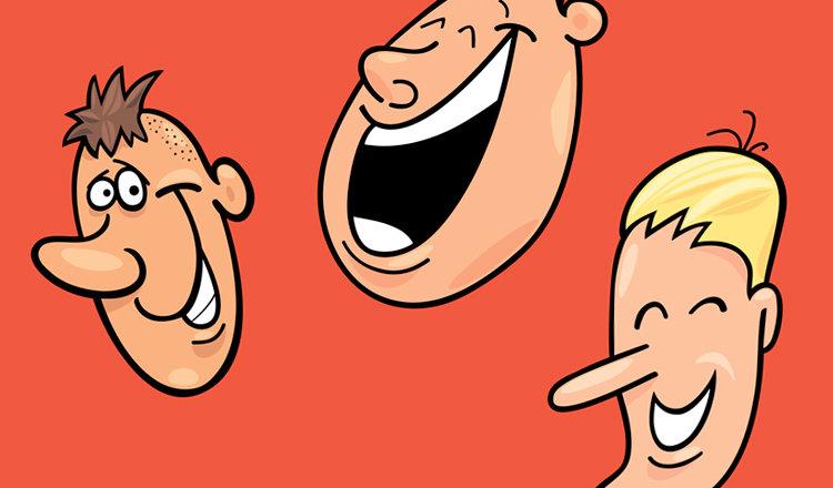 10 анекдотов в две строки