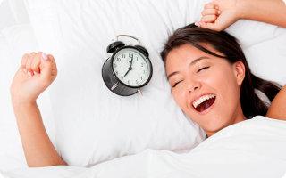 Как легко просыпаться утром и в хорошем настроении