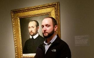 Эти люди нашли своих двойников в музее (17 фото)