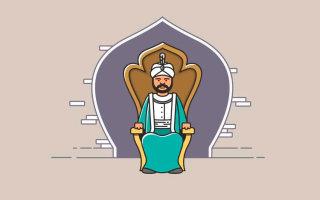 Притча «Жизнь султана». О душе и теле, о вере, надежде и любви человека