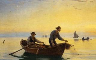 Притча «Бизнесмен и рыбак»