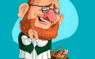 10-ка еврейских анекдотов. Тонких и острых как лезвие