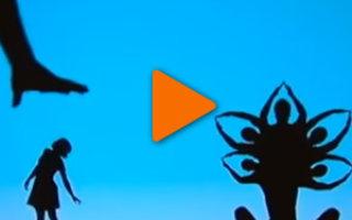 Видео «Театр теней Пилоболус»