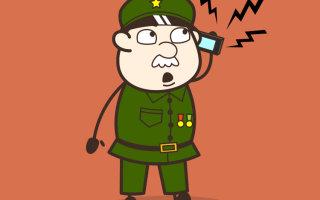 Армейский анекдот: «Полковник Грязнов»