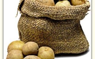Притча «Мешок картошки»