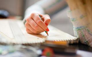 Как распознать характер человека по почерку: секреты графологии