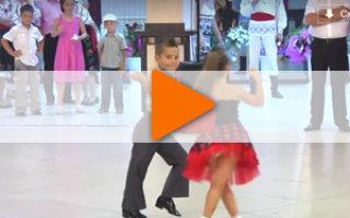 Видео «Ах, как Зажигательно танцуют!»