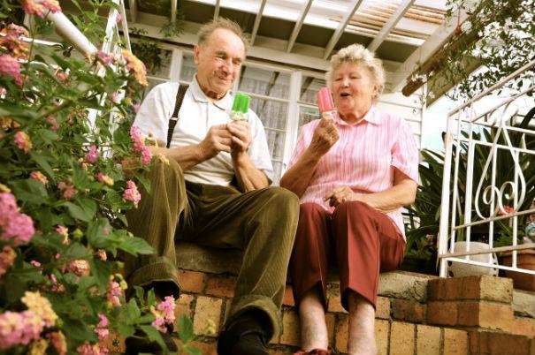 «Старость в радость!» (20 фото)