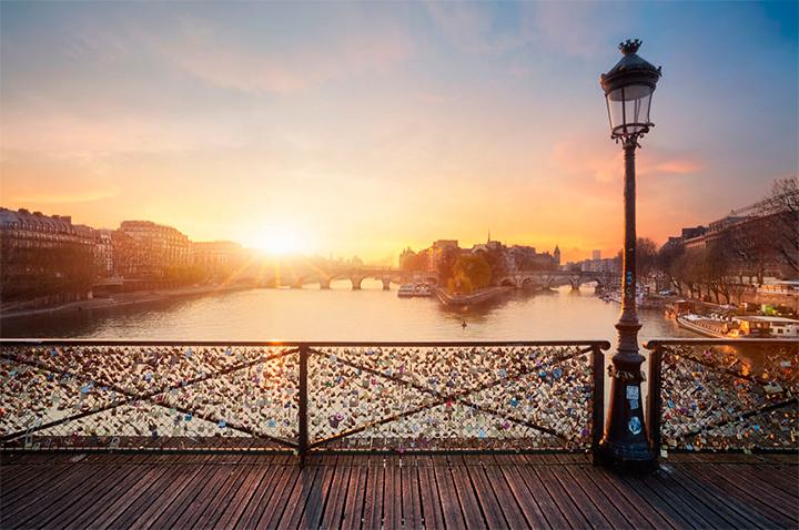 солнце во Франции